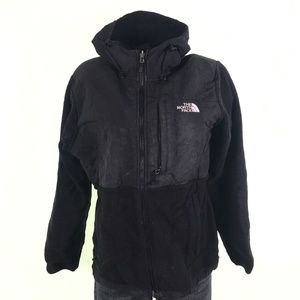 North Face Hooded Denali Jacket DR00798 Sz L